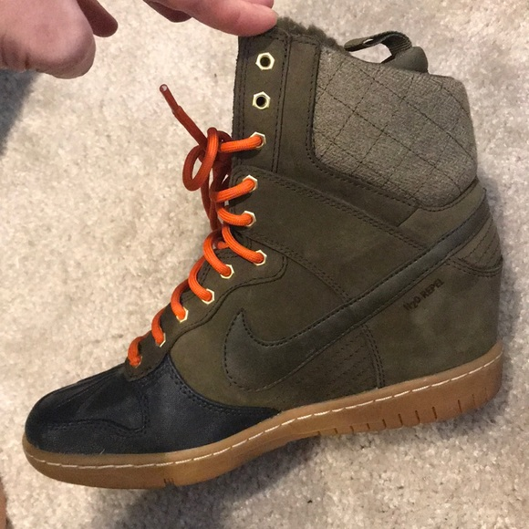 Nike Shoes | Nike Wedge Snow Boots